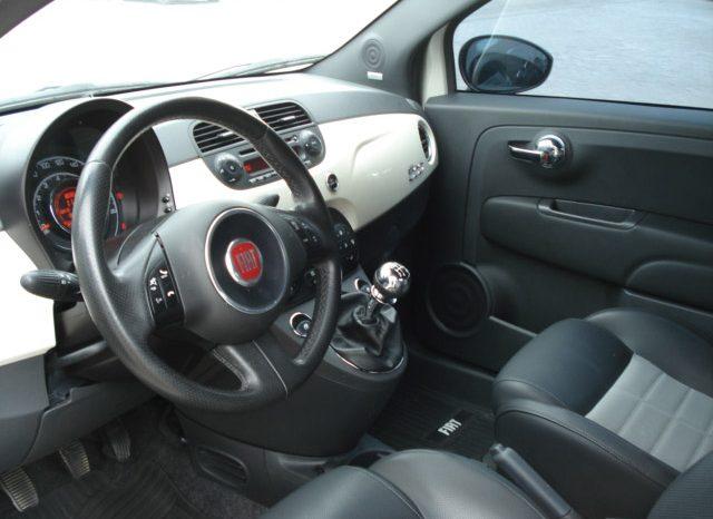 Fiat 500 SPORT completo