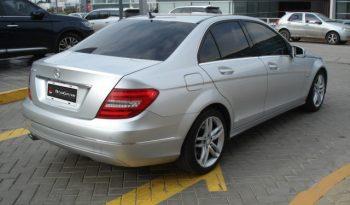Mercedes Benz C250 completo
